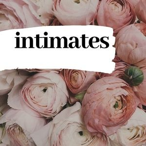Other - intimates 💋